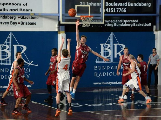 Until now the Sunshine Coast Phoenix (Clippers) - pictured playing the Bulls in July - have been the only local association in the QBL.