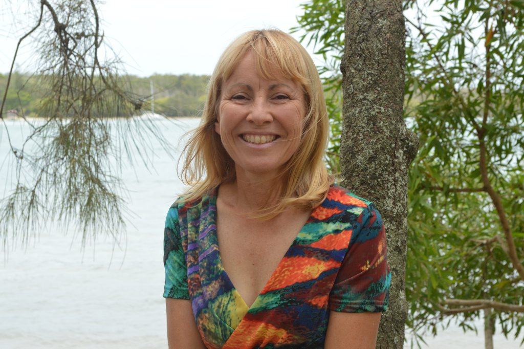 Noosa Council candidate Elaine Williams. Photo contributed