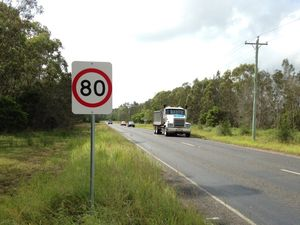 WATCH: Speed limit falls at blackspot after crash