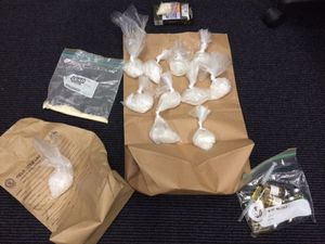 Two men arrested in drug bust at Evans Head