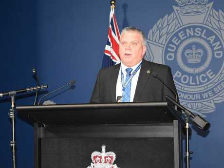 Police Detective Superintendent Jon Wacker said synthetic marijuana was being made in cement mixers in Gold Coast and Brisbane sheds.