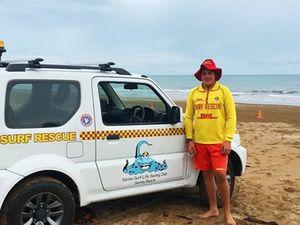 Sarina teen a finalist in surf lifesaving awards