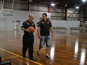 Mackay Meteors new coach