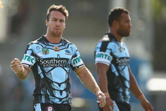 James Maloney is a new player at the Sharks.