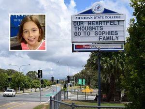 School community mourns tragic loss of young Sophie