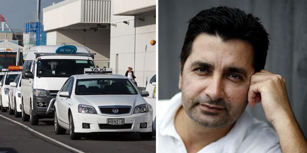 Ishfaq Ahmed said the woman begged him to drive her to Huntly.