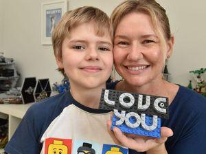 VIDEO: Harrison to show off Lego at Sunshine Coast