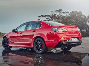 Holden Commodore SS-V VFII road test and review
