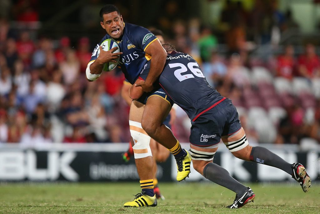 Scott Sio has his sights set on the Waratahs. Photo: Chris Hyde/Getty Images