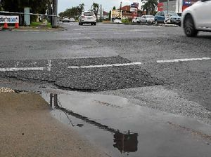 Fixing potholes are the road to election votes