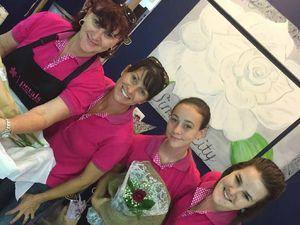 International Women's Day: Rocky flower business blooms