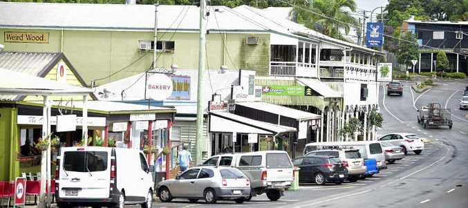 WE WANT OUT: Some people in Eumundi (pictured), Doonan, Verrierdale and Weyba Downs are pushing to leave Sunshine Coast Council in favour of Noosa Council.