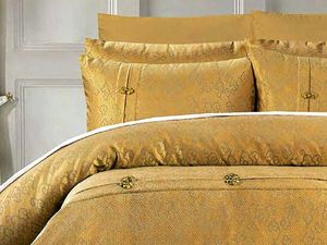 Style: Gold brings glamour to a home, but less is more