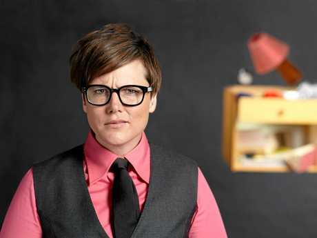 Hannah Gadsby Photo Contributed