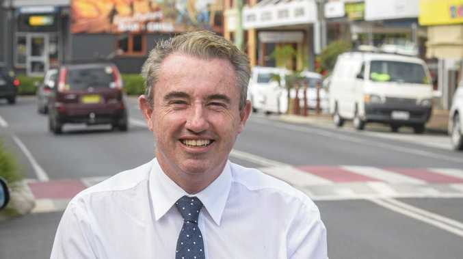 Member for page Kevin Hogan said funding should go to improve regional areas