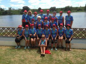Cooloola Dragon Boat Club wins Bronze medal QDBF State Titles