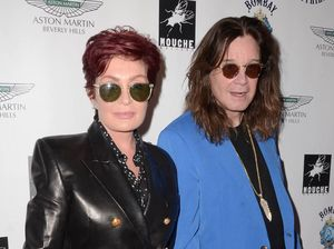 Sharon Osbourne: I caught Ozzy cheating with two nannies