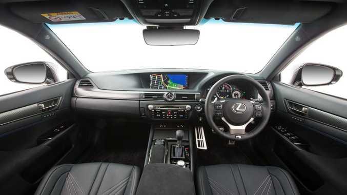 2016 Lexus GS F. Photo: Contributed.