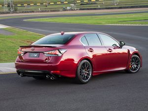 Lexus GS F super sedan arrives costing from $148,800