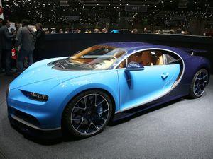 Geneva Motor Show's supercar extravaganza