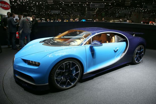 HYPER: 1103kW Bugatti Chrion trumps even the Veyron it replaces, and was star of the Geneva Motor Show 2016.