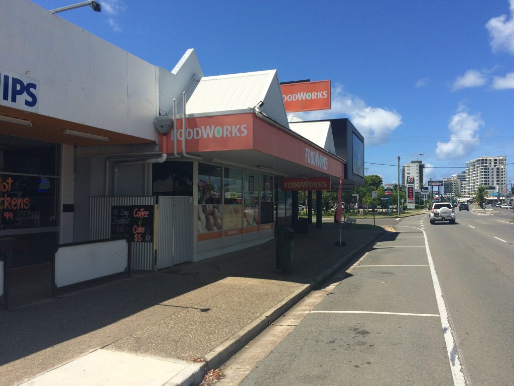 A teenager has been jailed for three years for an armed hold-up at the Foodworks Maroochydore supermarket.