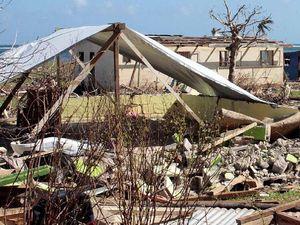Qld organisation rallying help for cyclone ravaged Fiji