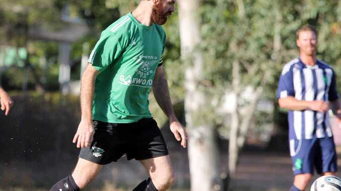 READY TO GO: Coach and centre-back Shannon Elford is hoping the Eagles get off on the front foot, starting this weekend.