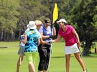 TOP SHELF: Some of the best golfers from Australia and around the world graced the course at Yamba Golf and Country Club for the 2016 BWAC Yamba Ladies Golf Pro-Am on Friday.