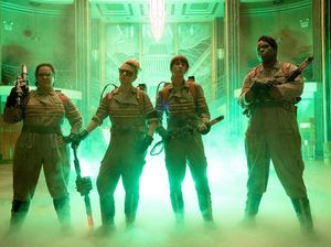 Ghostbusters trailer out: Anger over black 'add-on'