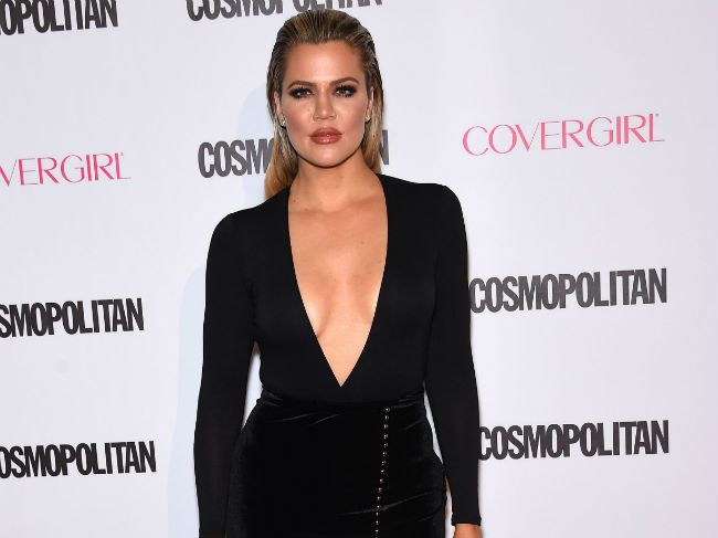 Khloe Kardashian has admitted she