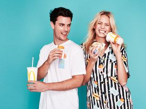 BrekkieWear: McDonald's launches limited clothing range