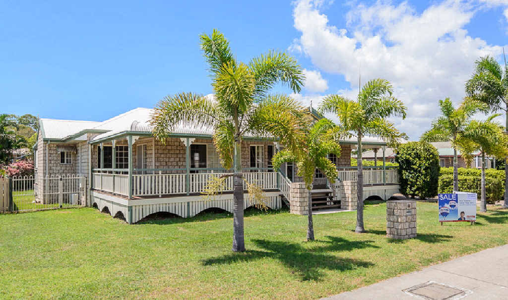 60 Witney St in Telina is open for inspection from 12noon-12.20pm on Saturday.