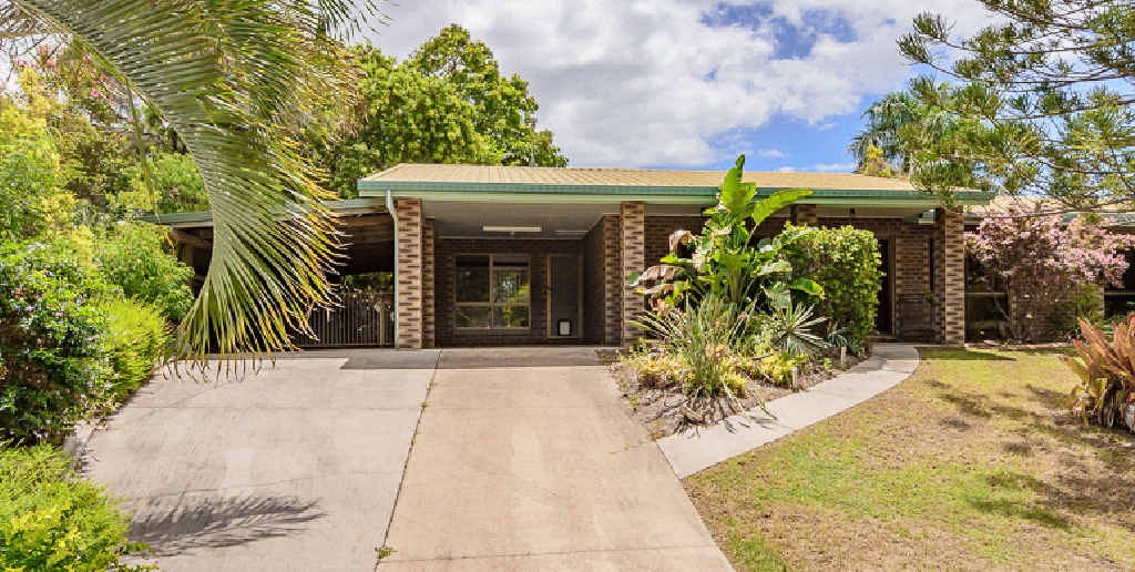 36 Mars Cres in Telina is open for inspection from 2-2.45pm on Saturday