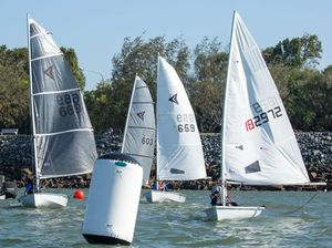 Plain sailing for Gladstone crew
