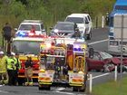 Havoc on Bruce Highway after 1200km chase