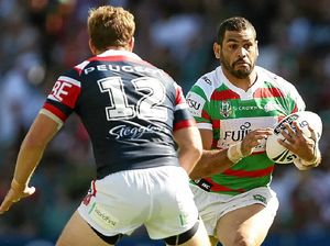 Inglis leads his Rabbitohs to romp over Roosters