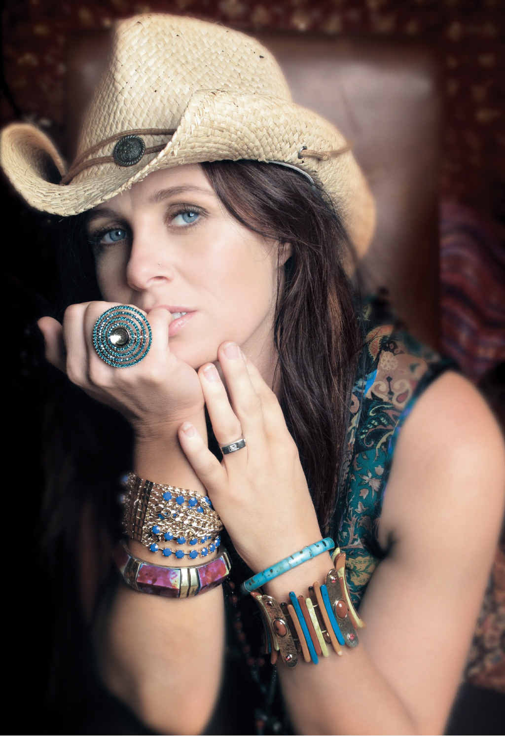 HEADLINE ACTS: Kasey Chambers (above) and John Williamson (left) are among this year's Gympie Muster line-up.
