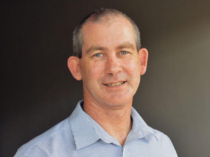 Gympie Regional Council, Councillor Mick Curran. Photo: Greg Miller / Gympie Times