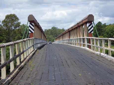 Tabulam Bridge.