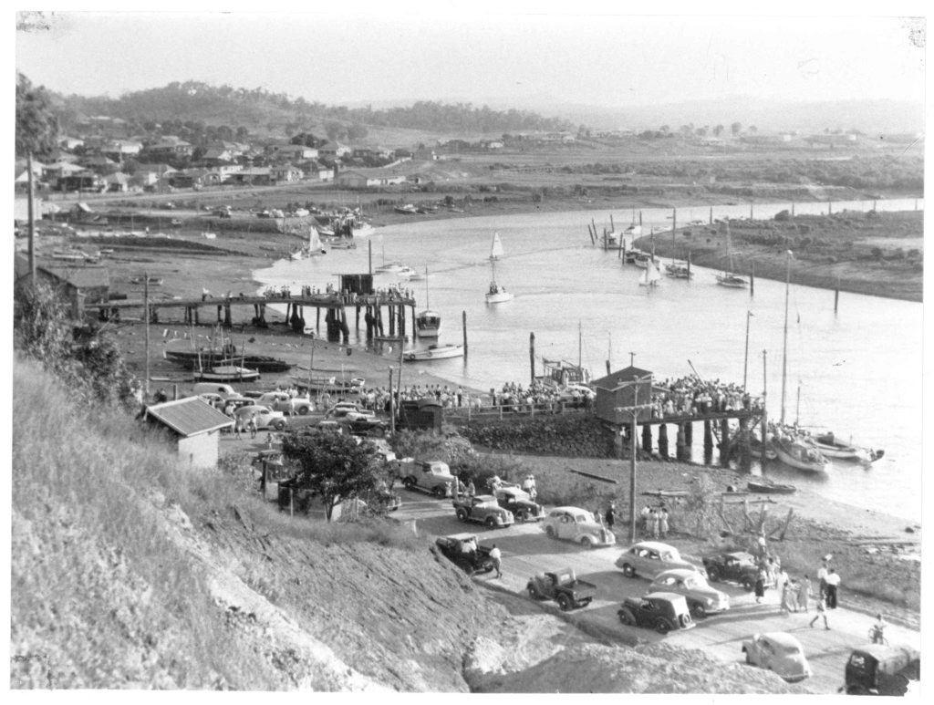 The Gladstone Harbour Festival has a rich history in the region. Photo Contributed
