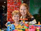 The Sunshine Coast Brcik Event, Lake Kawana Community Centre. March 6, 2016. Mitchell and Natasha Wicks. Photo Patrick Woods / Sunshine Coast Daily