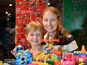 Lego awakens imaginations