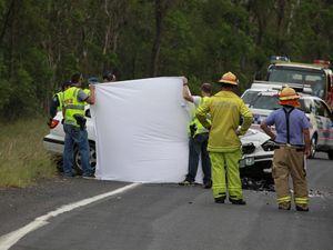 FATAL: Two-car collision on Maryborough-Hervey Bay Rd