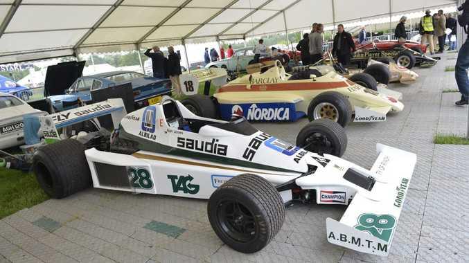 Williams FW06 - ex-Alan Jones F1 car.