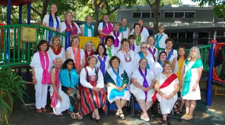 Toowoomba's Women in Harmony choir is celebrating 10 years.