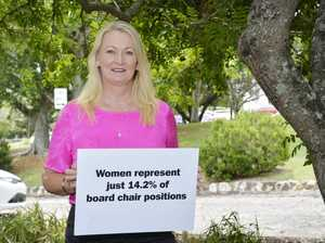 Encouraging women in business