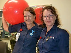 Health heart awareness day for women
