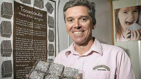 Cakes Galore CEO Julian Lancaster-Smith