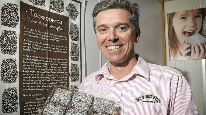 BITTERSWEET TIMES: Cakes Galore CEO Julian Lancaster-Smith is hopeful the family-owned business can trade through its tough times.